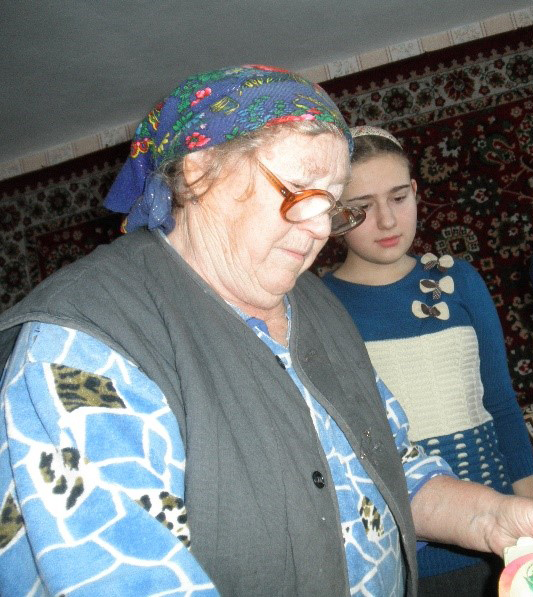 Поморцева Екатерина Афанасьевна