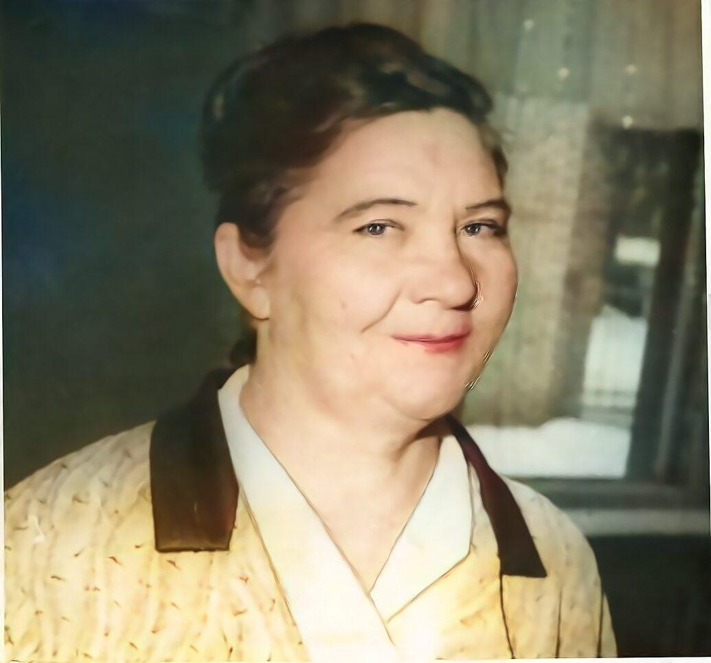 Смирнова Нина Васильевна