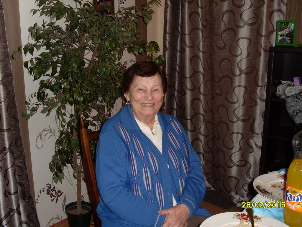 Бекк (Освальд) Флера Фридриховна