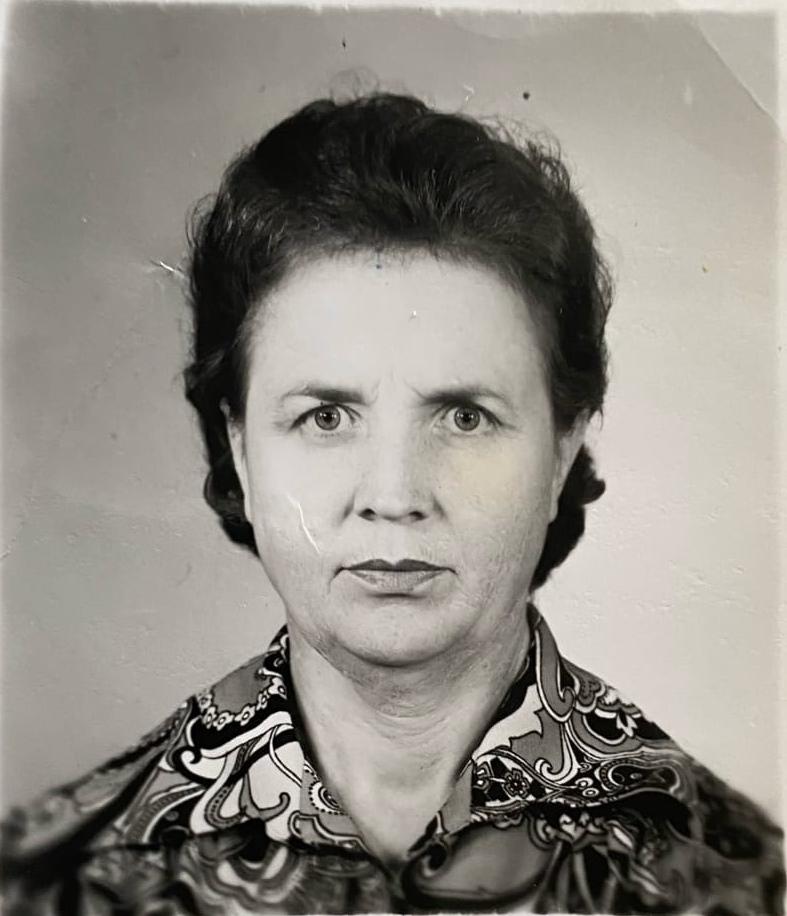 Сафронова Евгения Петровна