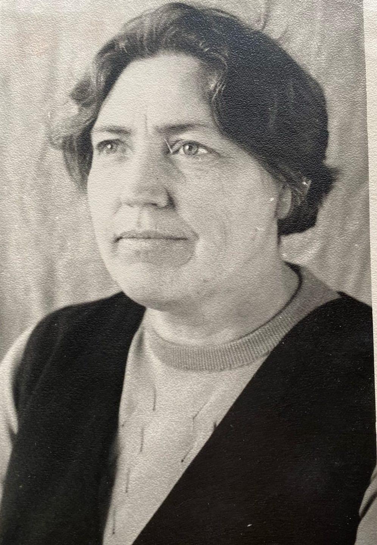 Трунина (в замужестве Усачева) Валентина Гавриловна