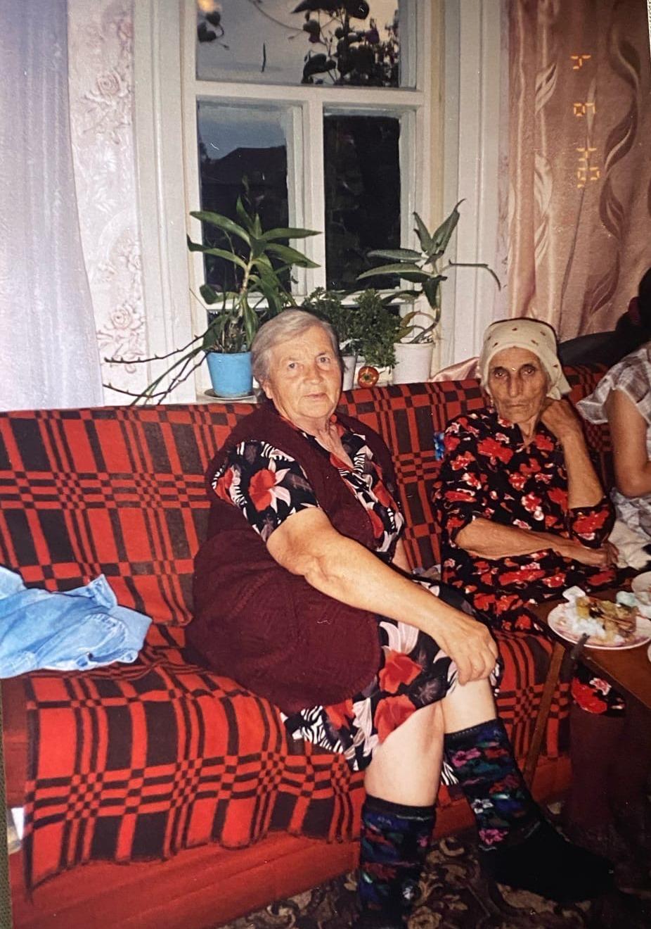 Бурлачко Евдокия Христофоровна