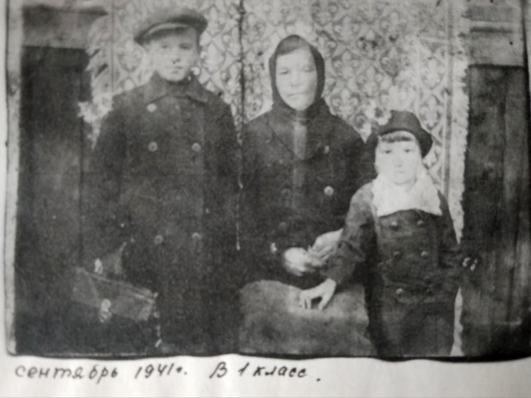 Морозова(Рыжова) Нина Васильевна