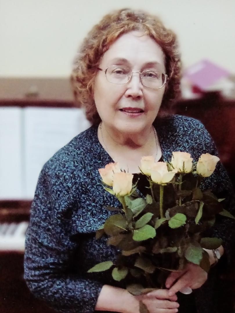Боган Мария Матвеевна