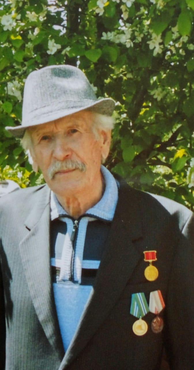Бурметьев Владимир Иванович
